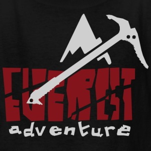 Everest Adventure - Kids' T-Shirt