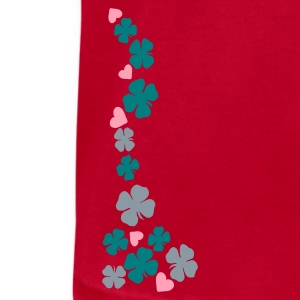 Shamrock Clover St. Patrick - Men's T-Shirt by American Apparel
