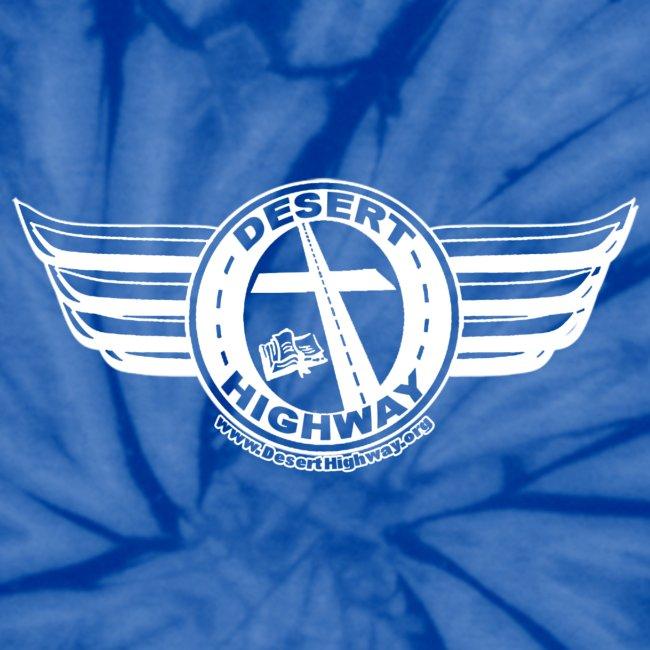 white Desert Highway Logo