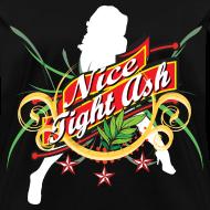 Design ~ Woman's Nice Tight Ash Shirt