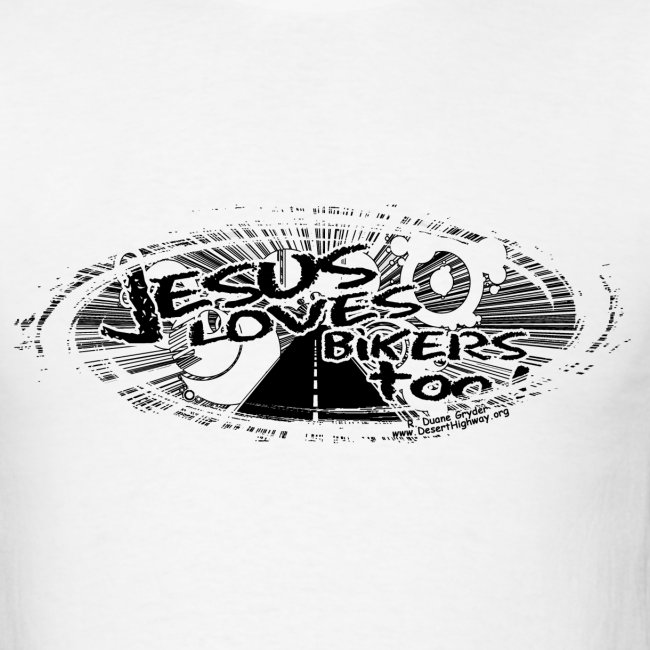 Jesus Loves Bikers Too