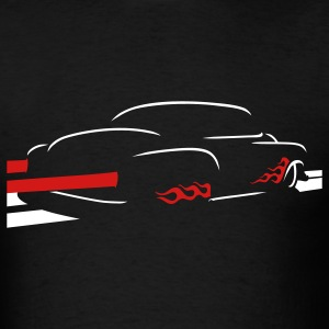 Night Drive 10 - Men's T-Shirt