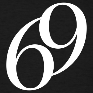 Black 69 T-Shirts - Men's T-Shirt