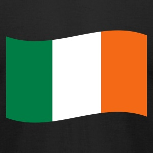 Black Ireland T-Shirts - Men's T-Shirt by American Apparel