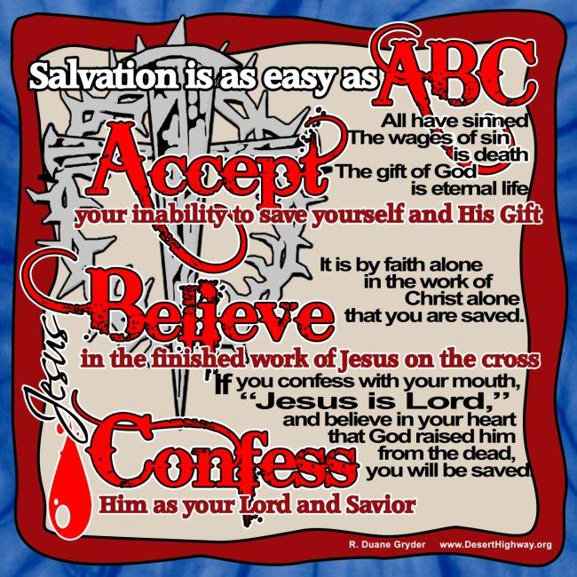 Salvation ABC
