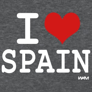 Deep heather i love spain Women's T-shirts - Women's T-Shirt
