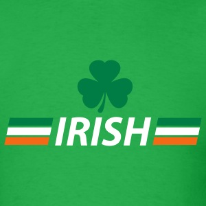 Bright green irish T-Shirts - Men's T-Shirt