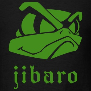 Jibaro Frog - Men's T-Shirt