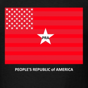 People's Republic of America - Men's T-Shirt