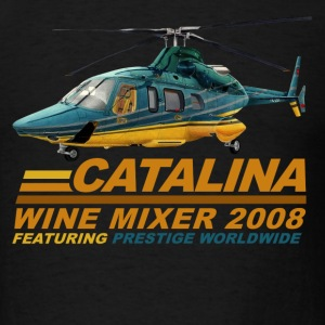 Black Step Brothers Catalina T-Shirts - Men's T-Shirt