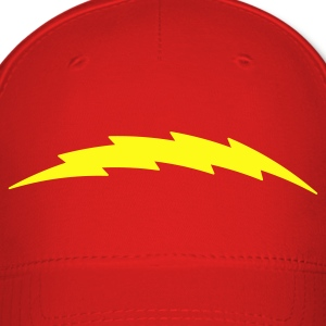 Lightning Bolt Baseball Hat - Baseball Cap