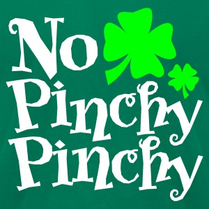 No Pinchy Pinchy - Men's T-Shirt by American Apparel