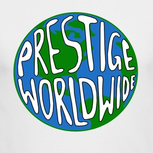 White Step Prestige Worldwide Long sleeve shirts - Men's Long Sleeve T-Shirt by Next Level