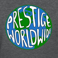 Deep heather Step Prestige Worldwide Women's T-shirts