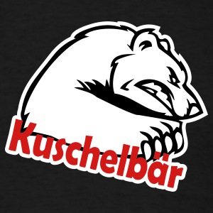 Kuschelbär - Men's T-Shirt