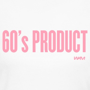 White 60's product by wam Long sleeve shirts - Women's Long Sleeve Jersey T-Shirt