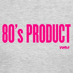 Gray 80's product by wam Long sleeve shirts