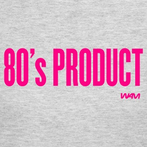 Gray 80's product by wam Long sleeve shirts - Women's Long Sleeve Jersey T-Shirt