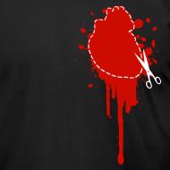 Design ~ Cut Your Losses black t-shirt