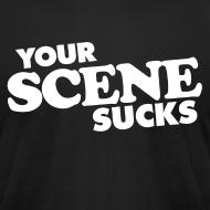 Design ~ Your Scene Sucks logo t-shirt