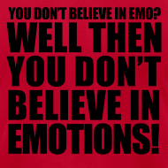 Design ~ Emotions t-shirt