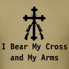 Bear Cross and Arms (LT)