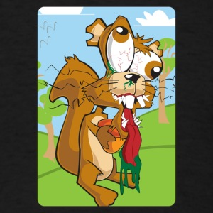 Rapid Squirrel - Men's T-Shirt