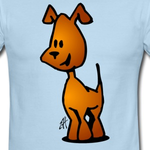 Dog - Men's Ringer T-Shirt