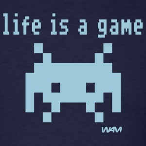 Life is a game - Men's T-Shirt