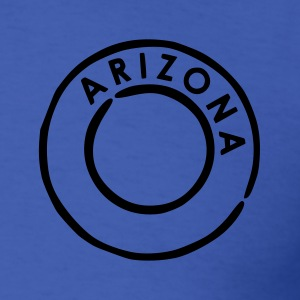 Royal blue Arizona T-Shirts - Men's T-Shirt