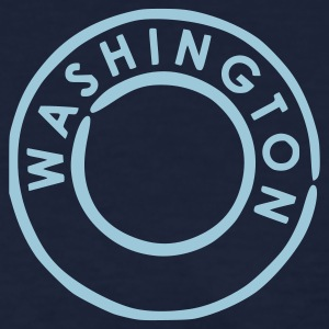 Navy Washington Women's T-shirts - Women's T-Shirt
