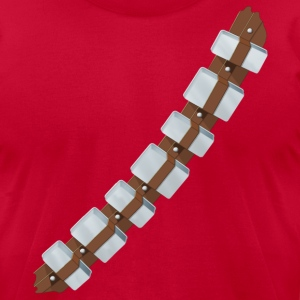 Chewie Fashion Sports Wear - Men's T-Shirt by American Apparel