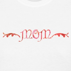 MOM (fancy) - Women's T-Shirt