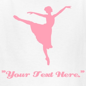 Children's dancer tee - Kids' T-Shirt