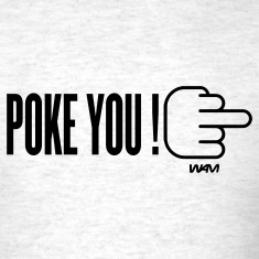 Ash  poke you by wam T-Shirts