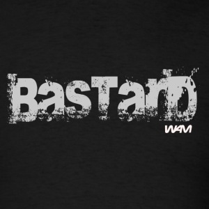 Black bastard grey by wam T-Shirts - Men's T-Shirt