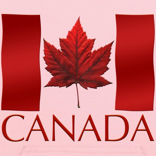 Canada Souvenir Kid's Hoodie Canadian Flag Childrens Hoodie