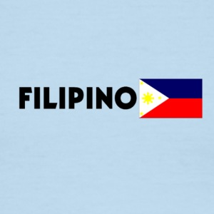 Filipino flag men's ringer tee - Men's Ringer T-Shirt