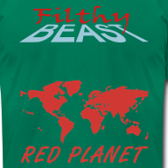 Design ~ Red Planet