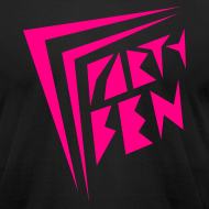 Design ~ Party Ben Awesome 80s Black/Pink