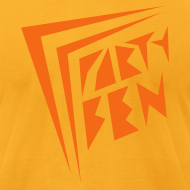 Design ~ Party Ben Awesome 80s Yellow/Orange