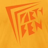 Design ~ Party Ben Awesome 80s Yellow/Orange