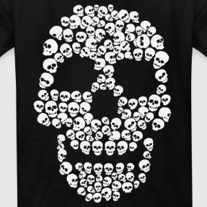 Giant Skull of Skulls - Kids' T-Shirt