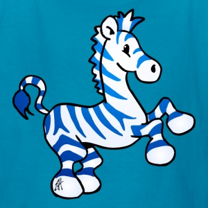 Zebra - Kids' T-Shirt