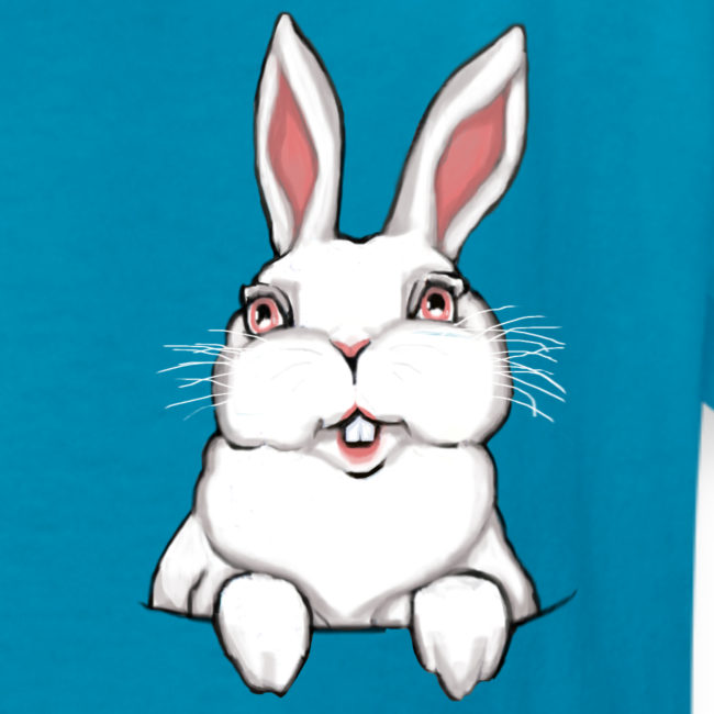 Easter Bunny Kid's T-shirt Bunny Kid's Easter Shirt