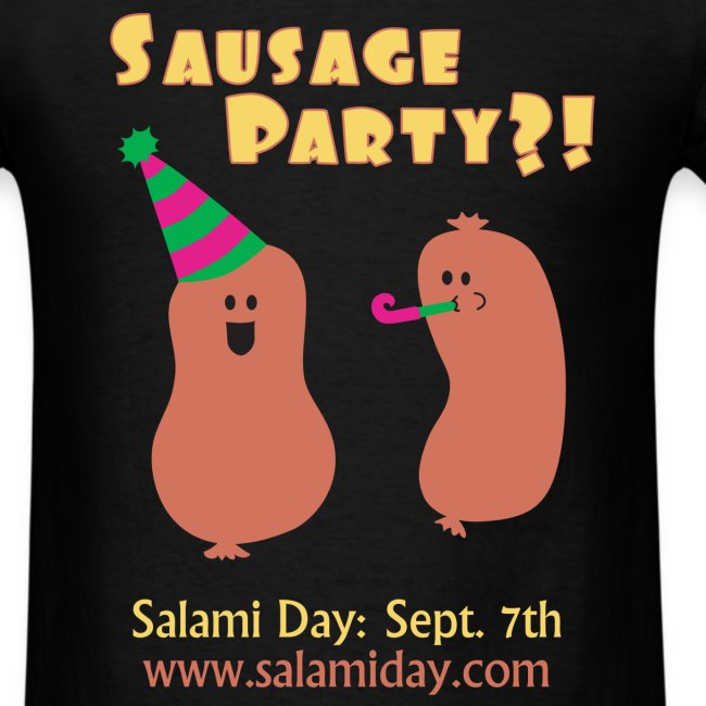 Salami Day: Sausage Party?!