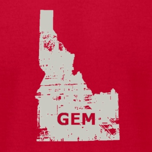 Gem - Men's T-Shirt by American Apparel