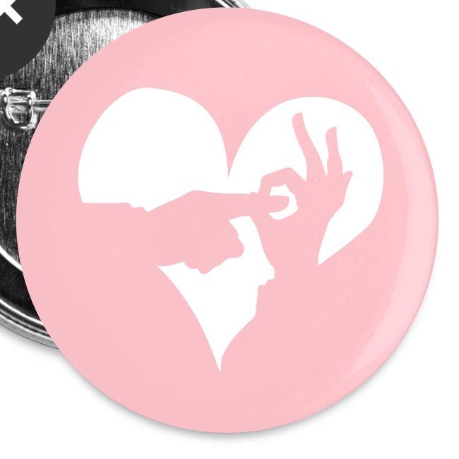 I (Heart) WDC Pink