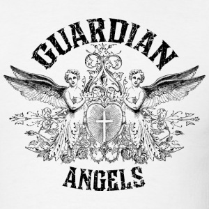 White Guardian Angels T-Shirts - Men's T-Shirt