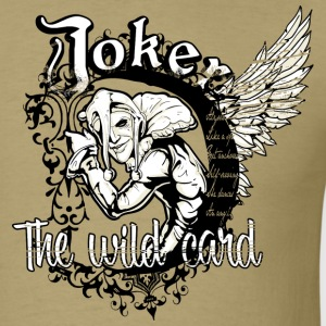 Khaki Joker T-Shirts - Men's T-Shirt